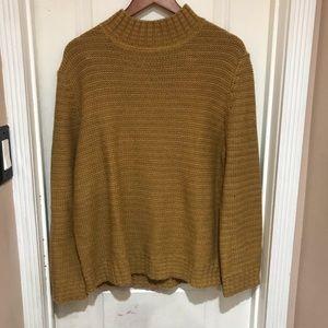 Pendetlon alpaca sweater